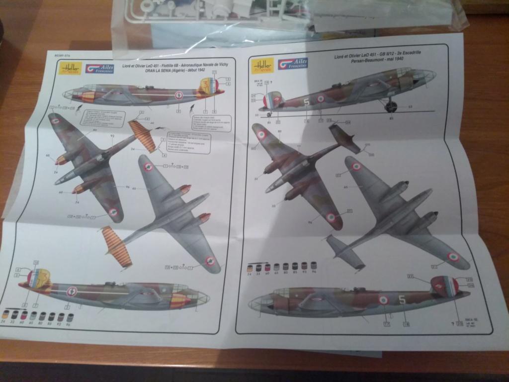 Bloch MB.152 & LeO 451 au 1/72 ème Img_2594