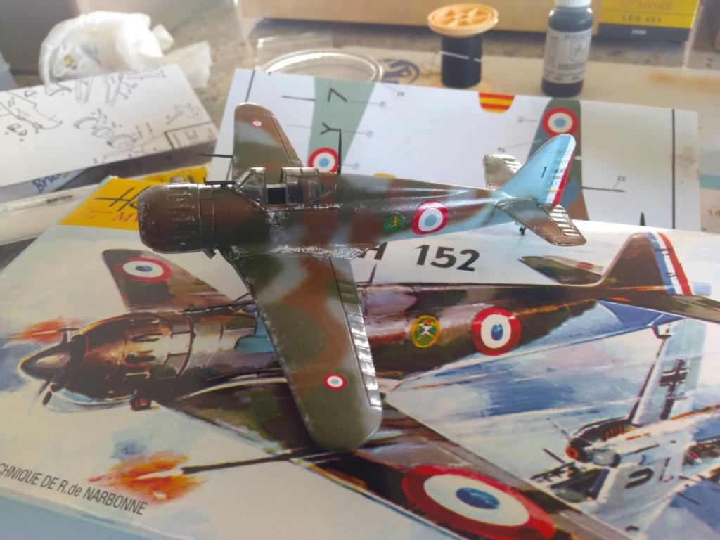 Bloch MB.152 & LeO 451 au 1/72 ème Img_2604
