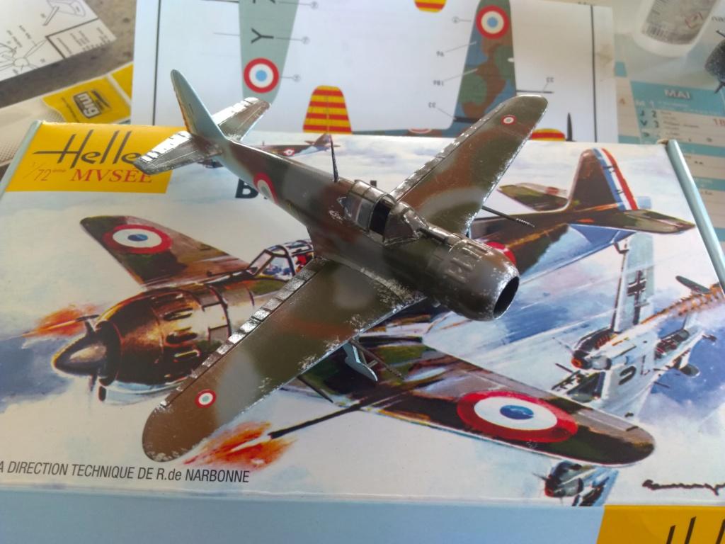 Bloch MB.152 & LeO 451 au 1/72 ème Img_2605