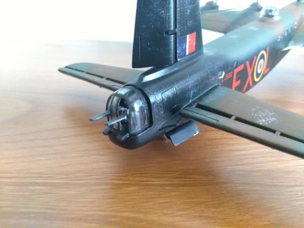 Short Stirling B.Mk.I/B.Mk.III par Hugo54  - Page 2 Img_2684