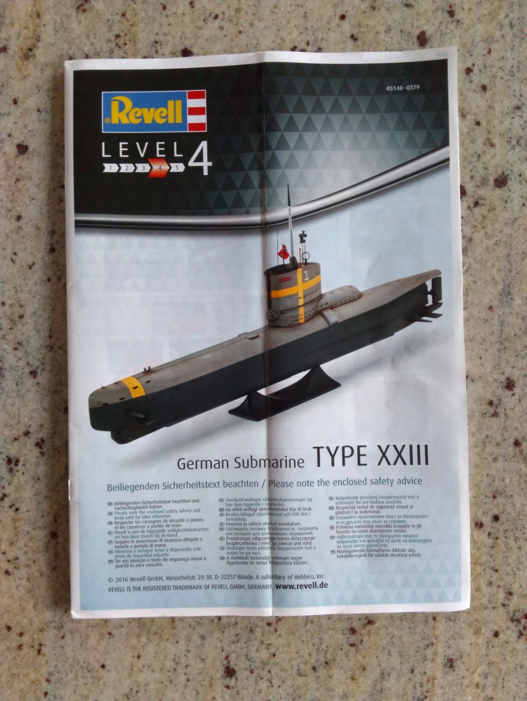 Unterseeboot type XXIII  Img_2757