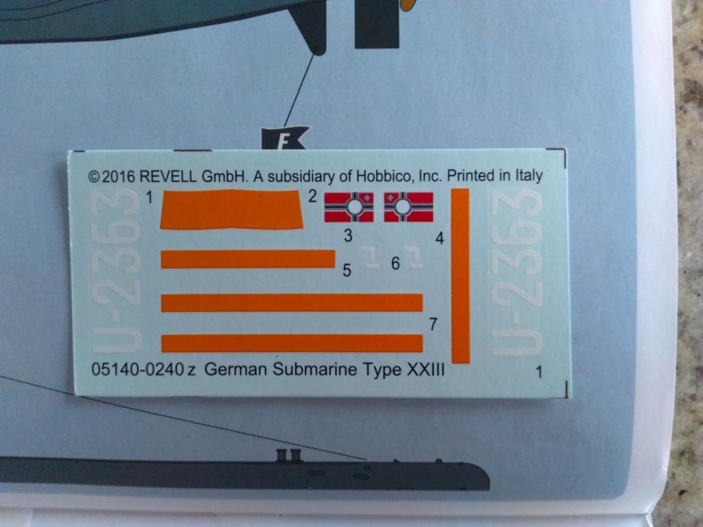 Unterseeboot type XXIII  Img_2762