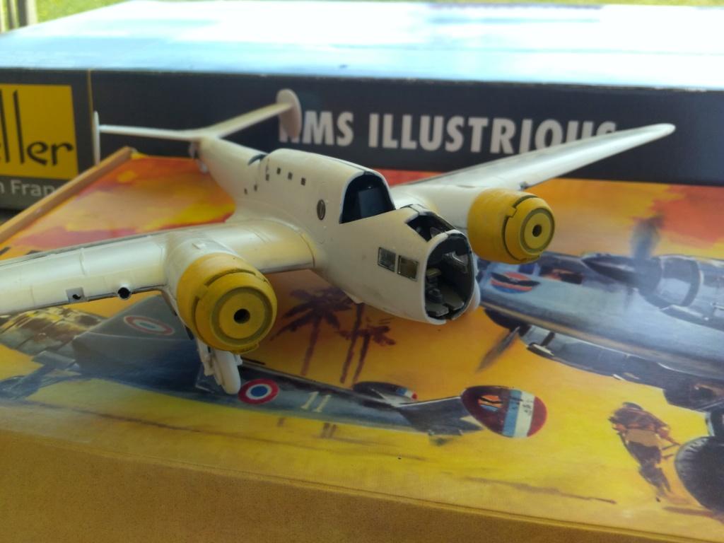 Bloch MB.152 & LeO 451 au 1/72 ème Img_2773