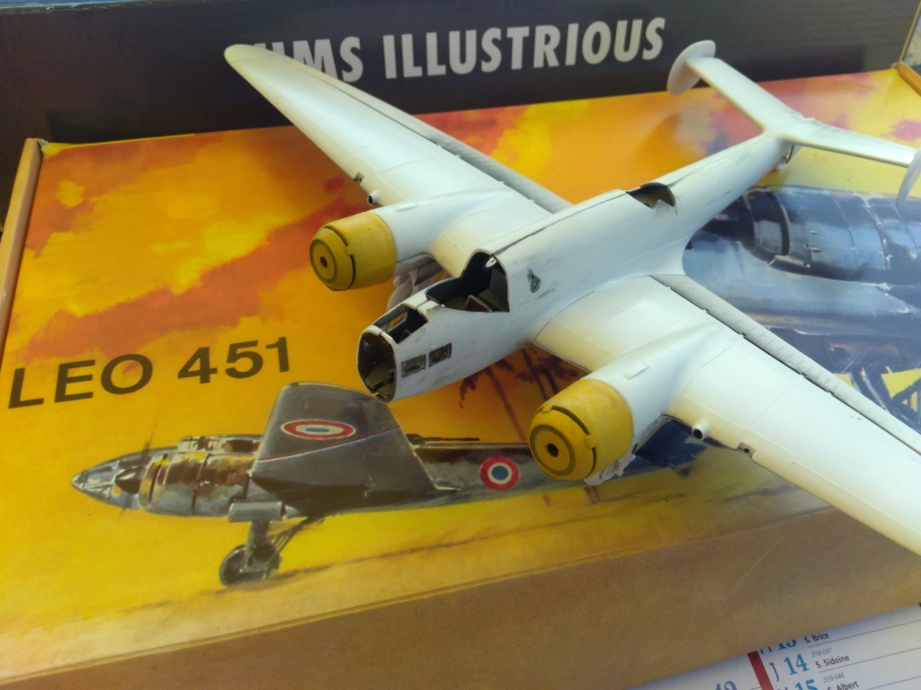 Bloch MB.152 & LeO 451 au 1/72 ème Img_2774