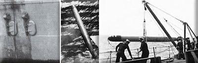 HMS HOOD 1/400 Heller Torpsi10