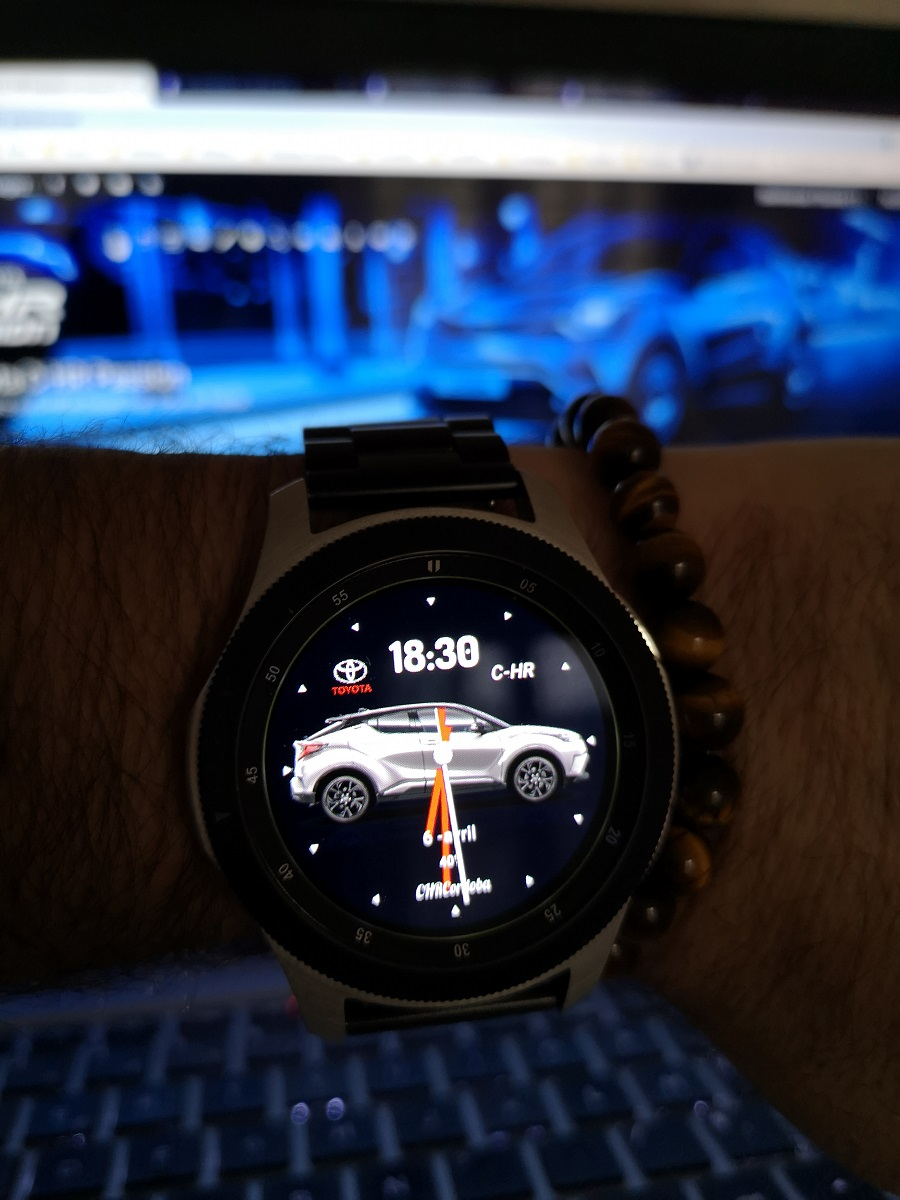 Elle est pas belle ma montre ? Img_2014