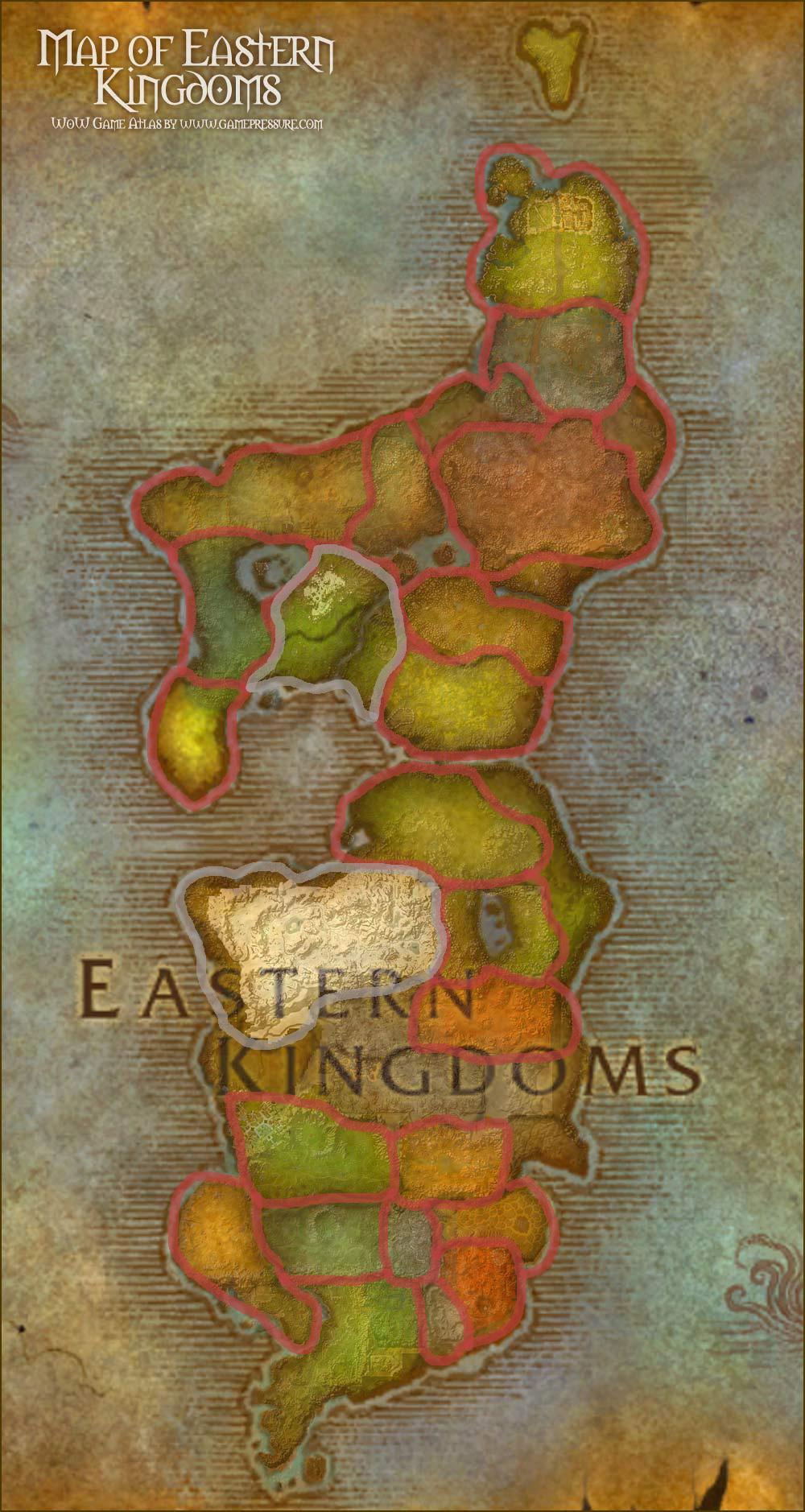 Reinos del Este - Mapa de Conquista Mapaco10