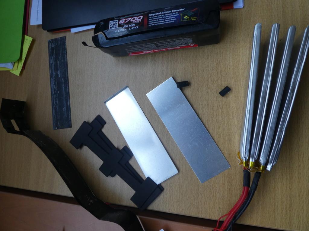 Problème Batterie TRAXXAS 4S Batter10