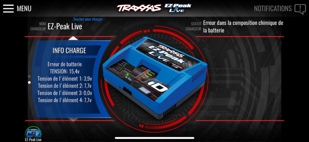 Problème Batterie TRAXXAS 4S Img_1910