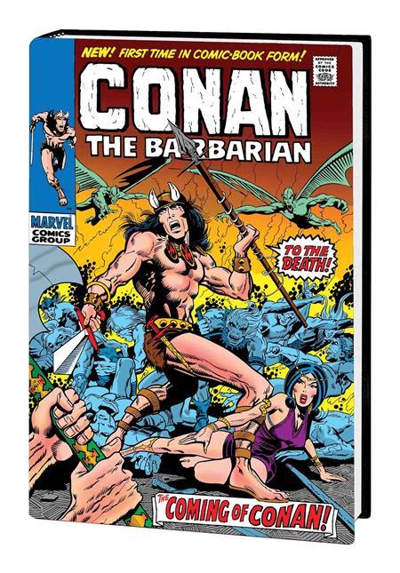 Conan, de retour chez Marvel ! Jul18110