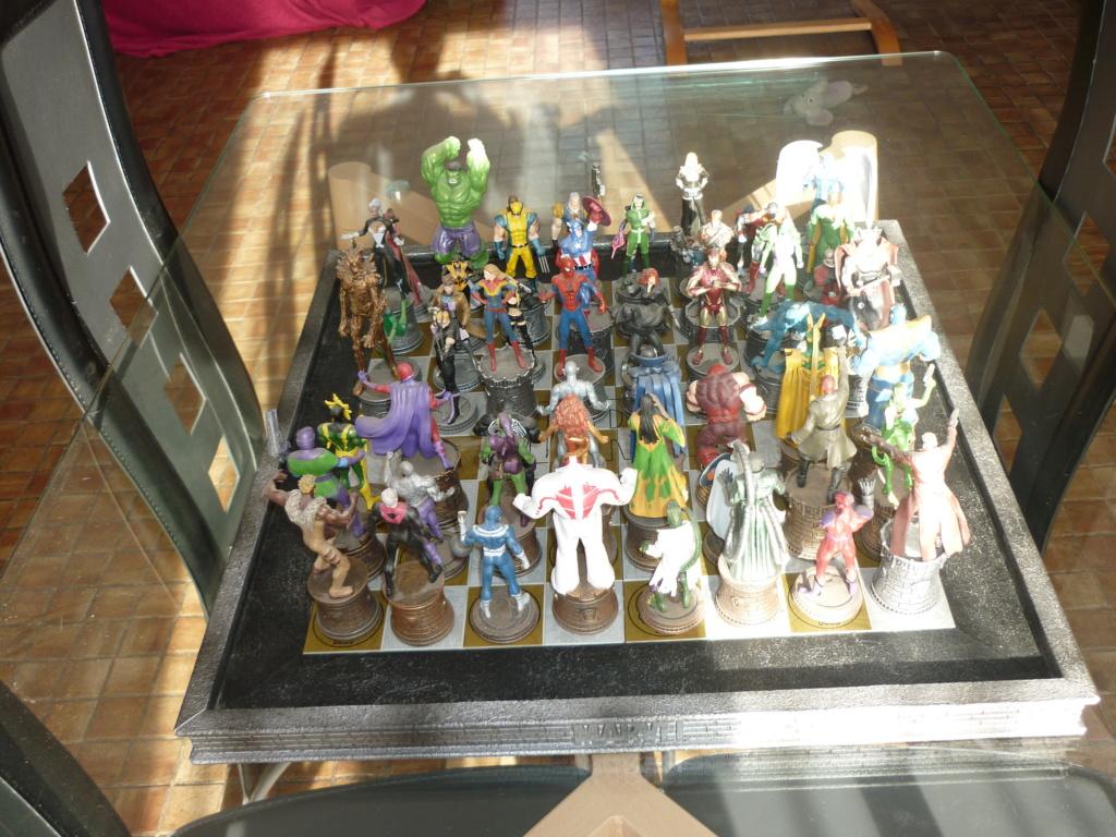 Bustes et statues Bowen et autres P1040633