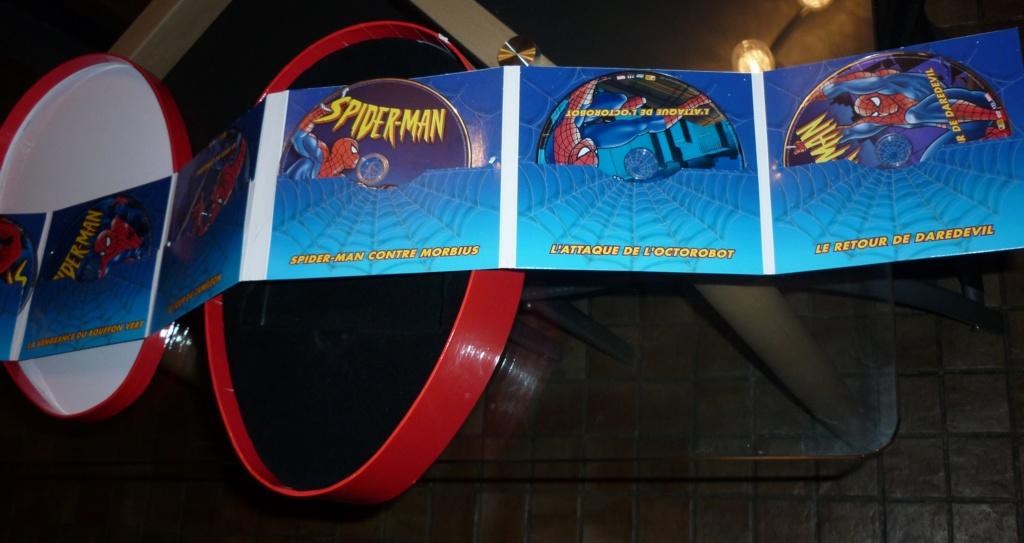 voitures de collection Batman Eaglemoss + blu ray steelbooks et autres collectors P1040769