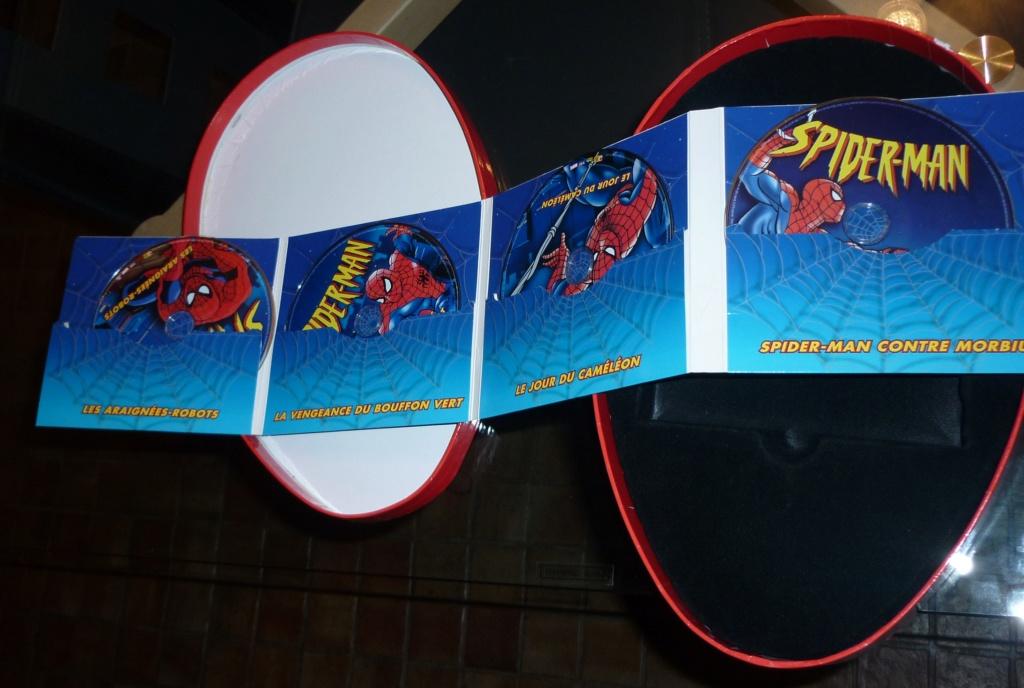 voitures de collection Batman Eaglemoss + blu ray steelbooks et autres collectors P1040770