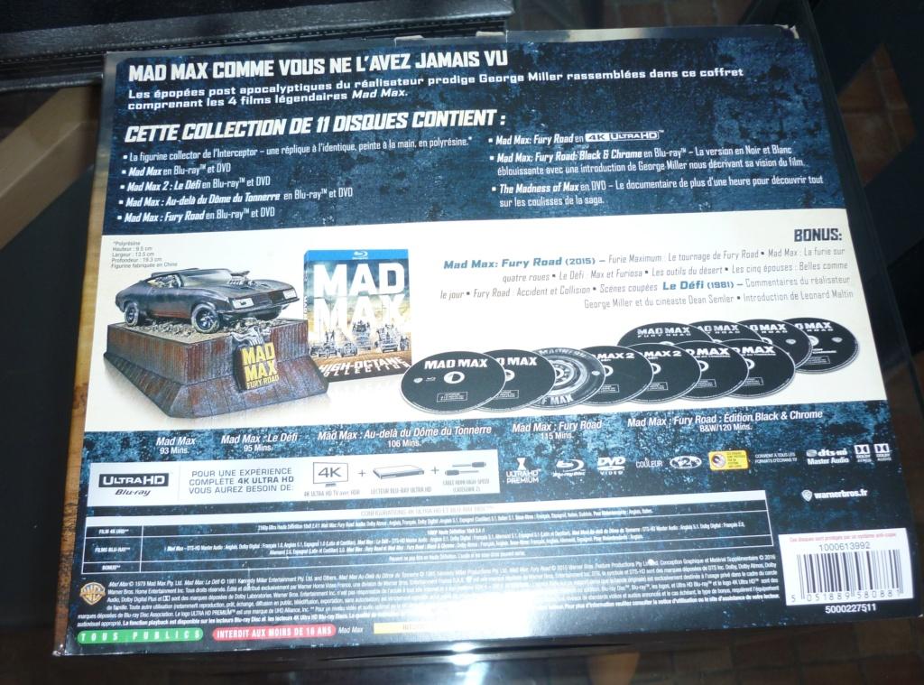 voitures de collection Batman Eaglemoss + blu ray steelbooks et autres collectors P1040781