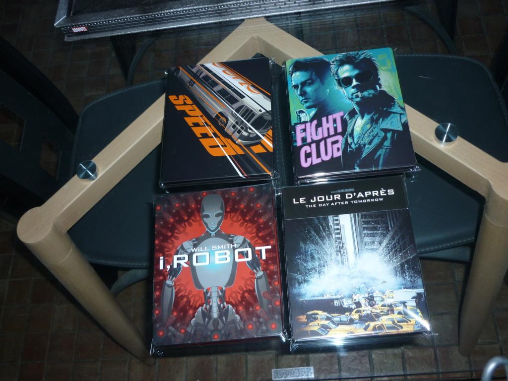 voitures de collection Batman Eaglemoss + blu ray steelbooks et autres collectors - Page 2 P1040838