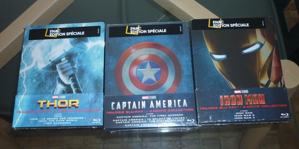 voitures de collection Batman Eaglemoss + blu ray steelbooks et autres collectors - Page 2 P1040846