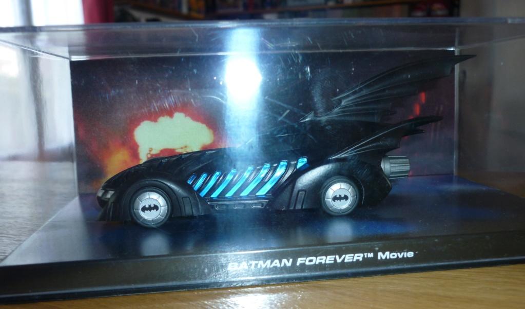 voitures de collection Batman Eaglemoss + blu ray steelbooks et autres collectors - Page 2 P1040853