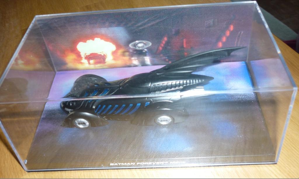 voitures de collection Batman Eaglemoss + blu ray steelbooks et autres collectors - Page 2 P1040854