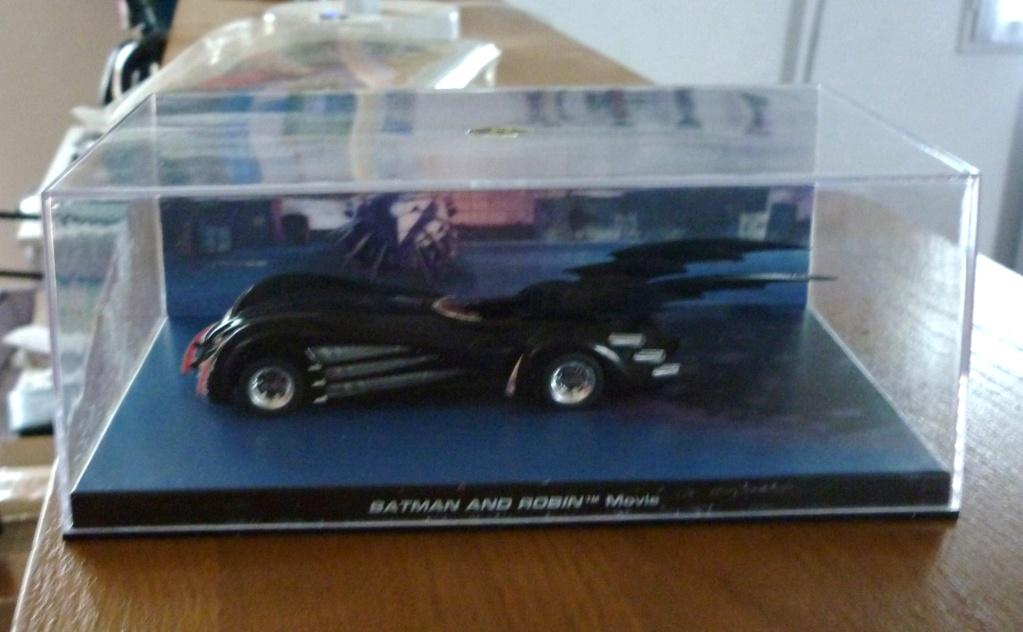 voitures de collection Batman Eaglemoss + blu ray steelbooks et autres collectors - Page 2 P1040856
