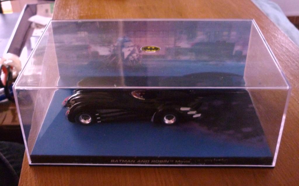 voitures de collection Batman Eaglemoss + blu ray steelbooks et autres collectors - Page 2 P1040857