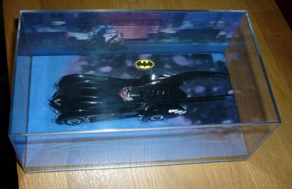 voitures de collection Batman Eaglemoss + blu ray steelbooks et autres collectors - Page 2 P1040910