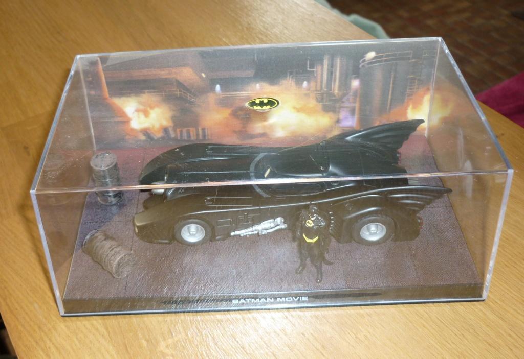 voitures de collection Batman Eaglemoss + blu ray steelbooks et autres collectors - Page 2 P1040914