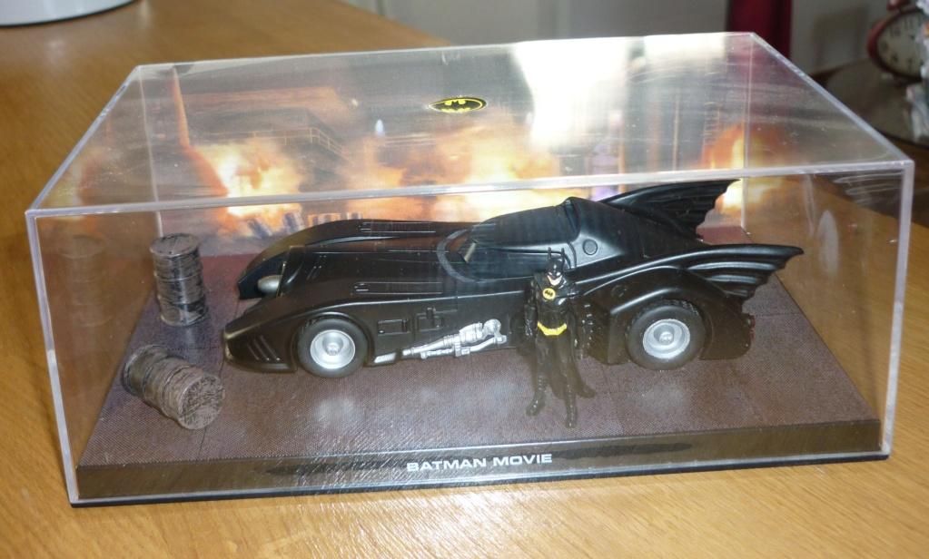 voitures de collection Batman Eaglemoss + blu ray steelbooks et autres collectors - Page 2 P1040915