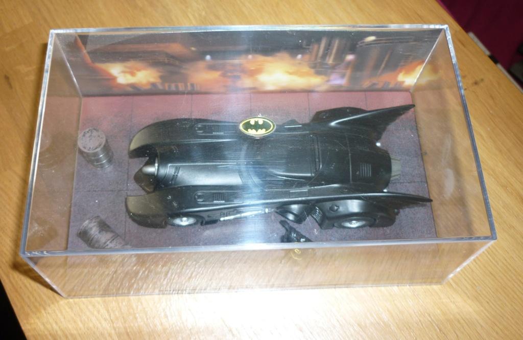 voitures de collection Batman Eaglemoss + blu ray steelbooks et autres collectors - Page 2 P1040916