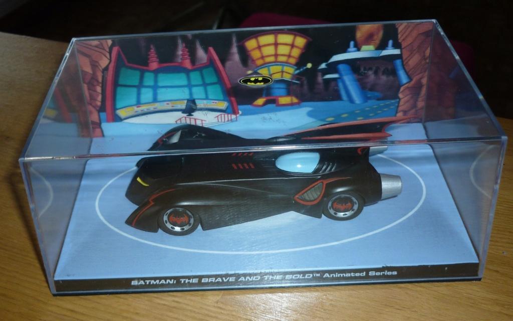 voitures de collection Batman Eaglemoss + blu ray steelbooks et autres collectors - Page 2 P1040917