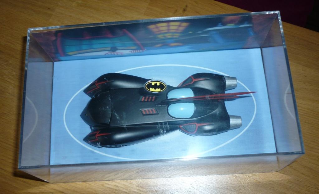 voitures de collection Batman Eaglemoss + blu ray steelbooks et autres collectors - Page 2 P1040918