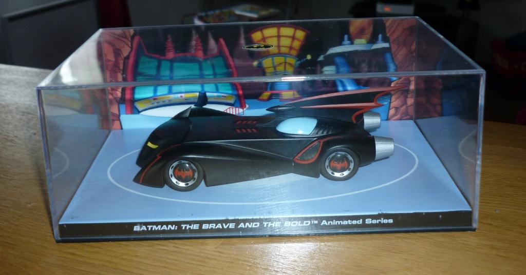 voitures de collection Batman Eaglemoss + blu ray steelbooks et autres collectors - Page 2 P1040919
