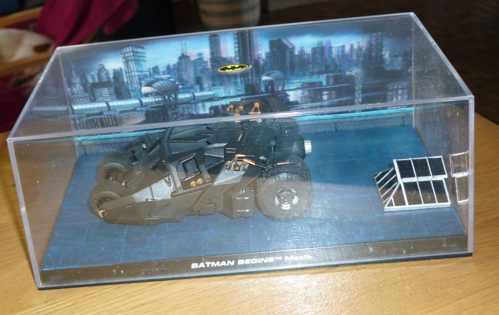 voitures de collection Batman Eaglemoss + blu ray steelbooks et autres collectors - Page 2 P1040932