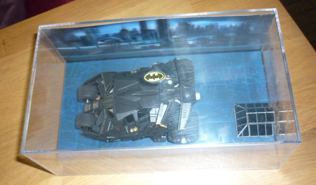 voitures de collection Batman Eaglemoss + blu ray steelbooks et autres collectors - Page 2 P1040933