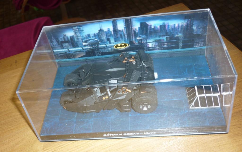 voitures de collection Batman Eaglemoss + blu ray steelbooks et autres collectors - Page 2 P1040934