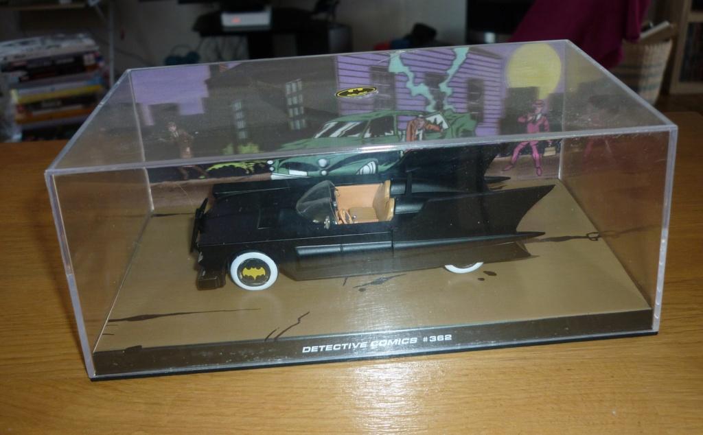 voitures de collection Batman Eaglemoss + blu ray steelbooks et autres collectors - Page 2 P1040935