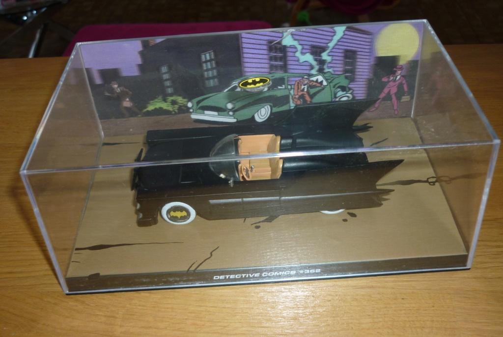 voitures de collection Batman Eaglemoss + blu ray steelbooks et autres collectors - Page 2 P1040936