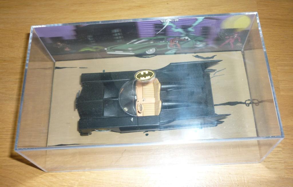 voitures de collection Batman Eaglemoss + blu ray steelbooks et autres collectors - Page 2 P1040937