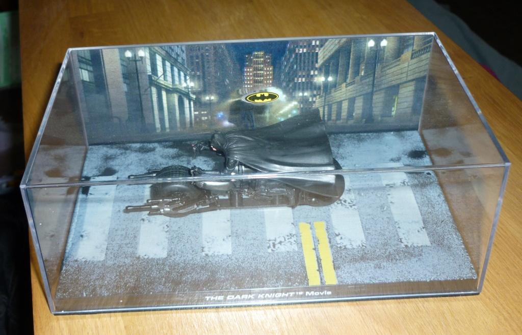 voitures de collection Batman Eaglemoss + blu ray steelbooks et autres collectors - Page 3 P1040945