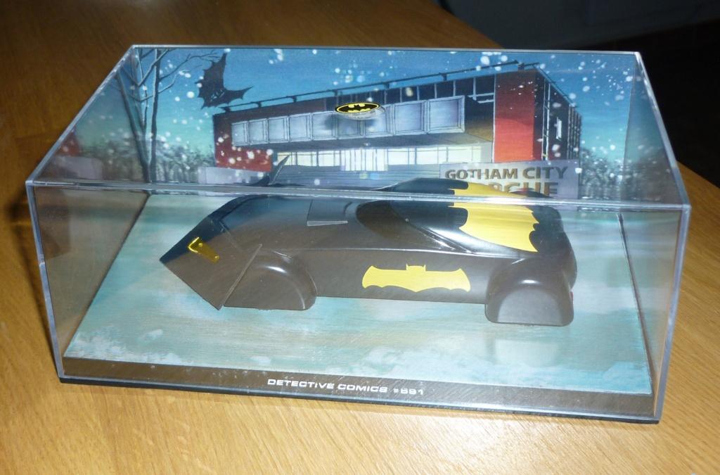 voitures de collection Batman Eaglemoss + blu ray steelbooks et autres collectors - Page 3 P1040948