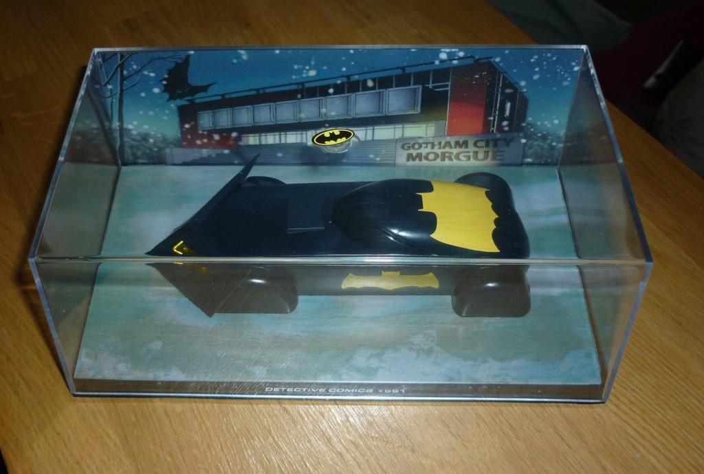 voitures de collection Batman Eaglemoss + blu ray steelbooks et autres collectors - Page 3 P1040949