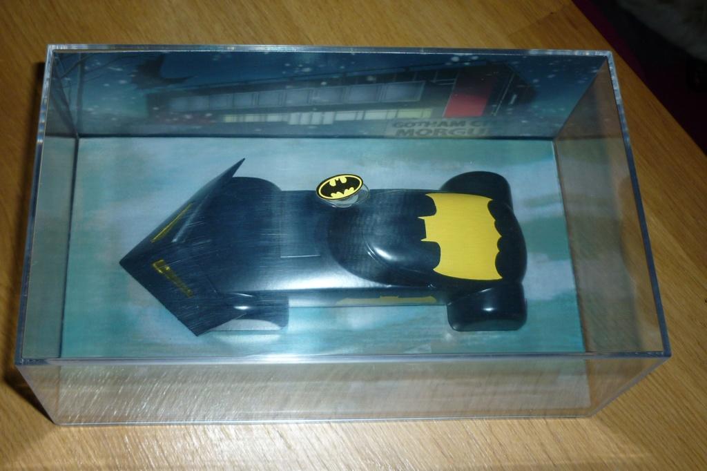 voitures de collection Batman Eaglemoss + blu ray steelbooks et autres collectors - Page 3 P1040950
