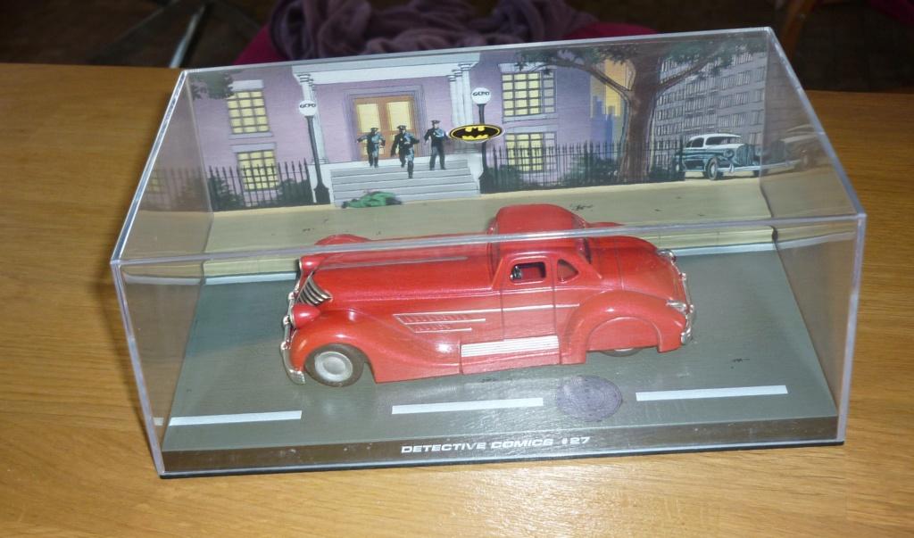 voitures de collection Batman Eaglemoss + blu ray steelbooks et autres collectors - Page 3 P1040951