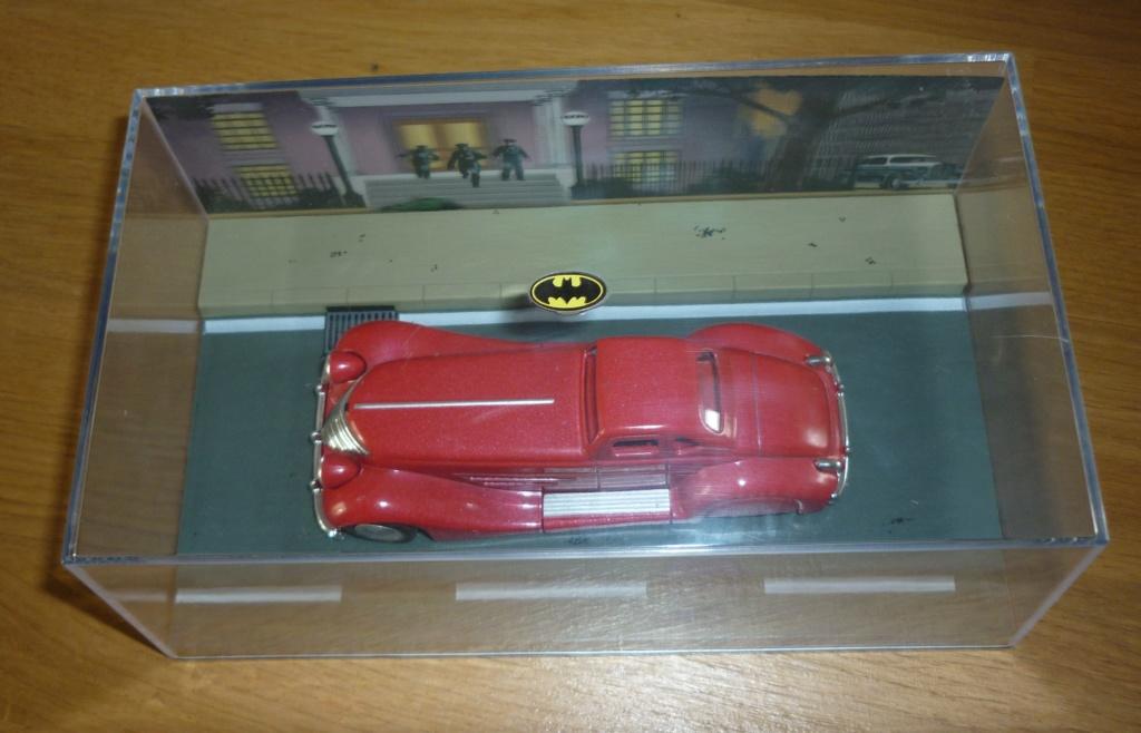 voitures de collection Batman Eaglemoss + blu ray steelbooks et autres collectors - Page 3 P1040953