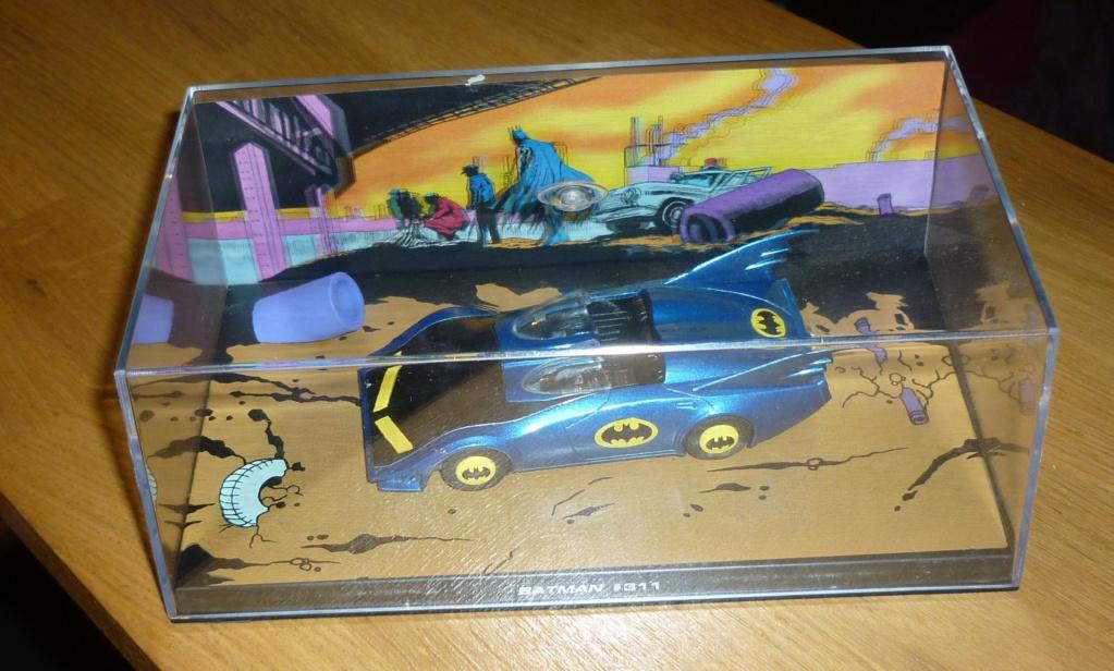voitures de collection Batman Eaglemoss + blu ray steelbooks et autres collectors - Page 3 P1040955