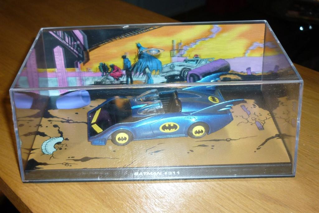voitures de collection Batman Eaglemoss + blu ray steelbooks et autres collectors - Page 3 P1040956