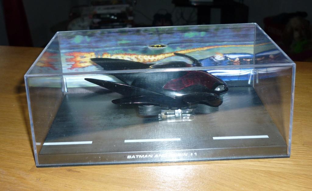 voitures de collection Batman Eaglemoss + blu ray steelbooks et autres collectors - Page 3 P1040963
