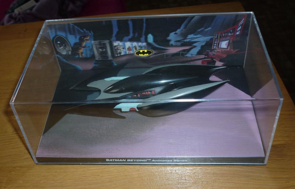 voitures de collection Batman Eaglemoss + blu ray steelbooks et autres collectors - Page 3 P1040966