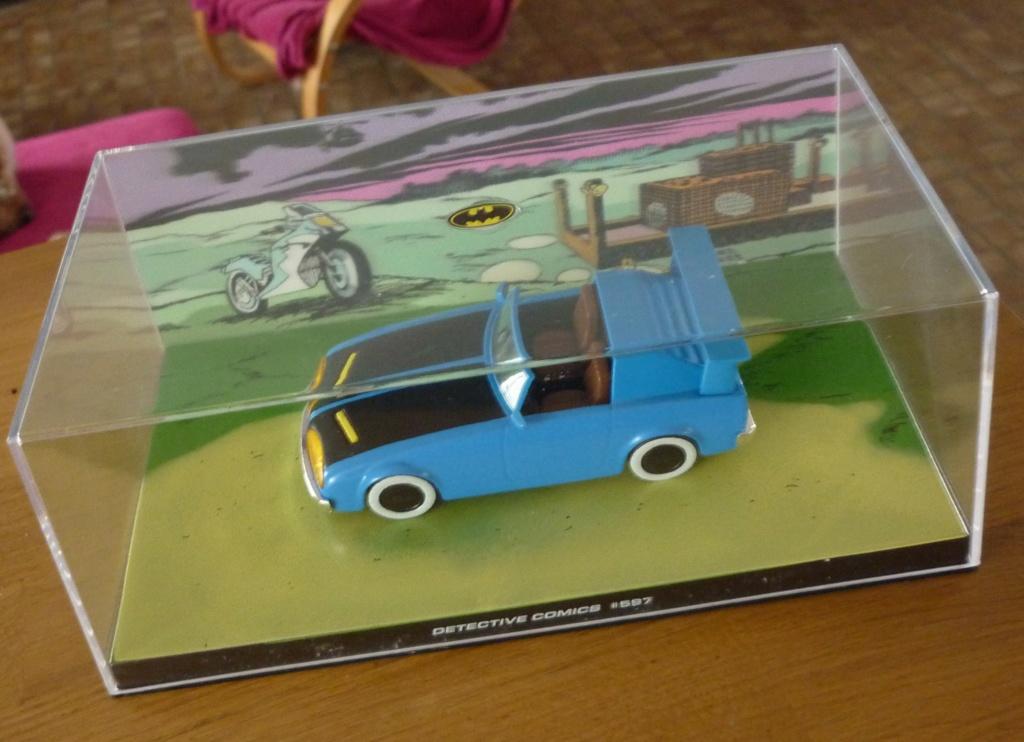 voitures de collection Batman Eaglemoss + blu ray steelbooks et autres collectors - Page 3 P1050010