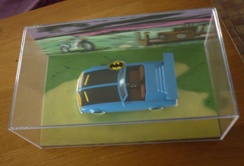 voitures de collection Batman Eaglemoss + blu ray steelbooks et autres collectors - Page 3 P1050011
