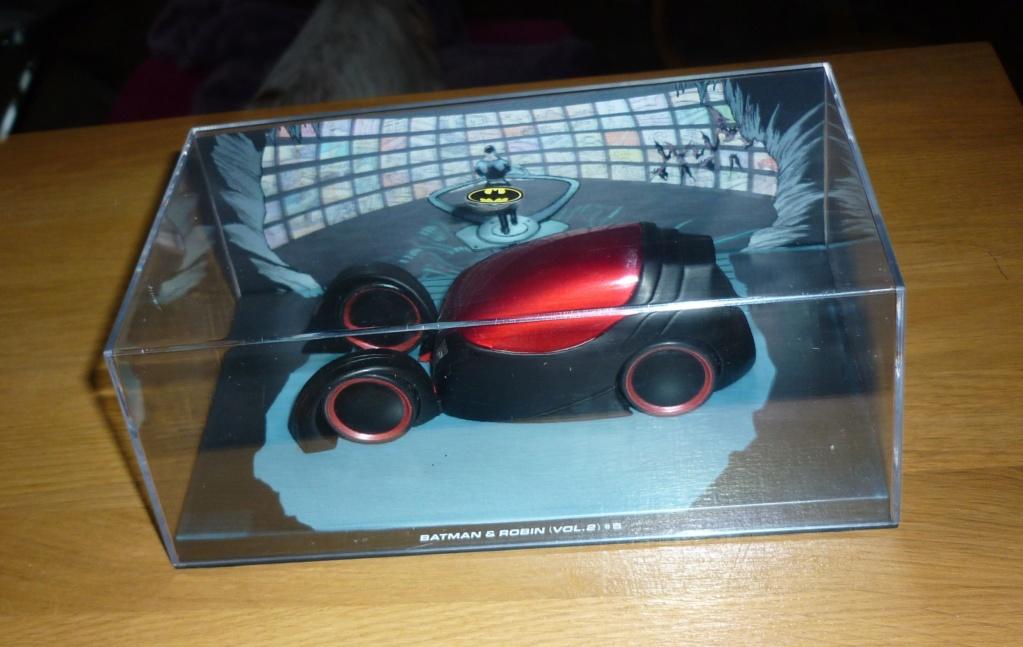 voitures de collection Batman Eaglemoss + blu ray steelbooks et autres collectors - Page 4 P1050016